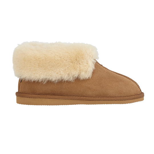 Camilla sheepskin slippers