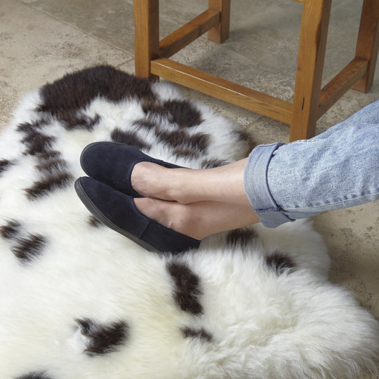 Portia Sheepskin Slippers