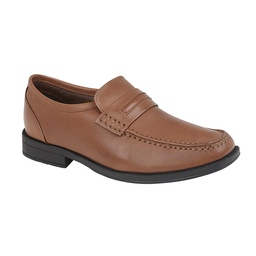 PITNEY LEATHER LOAFERS