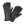 BLACK NAPPA GLOVES