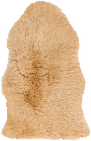 NATURAL SHEEPSKIN RUG COLOUR KOALA