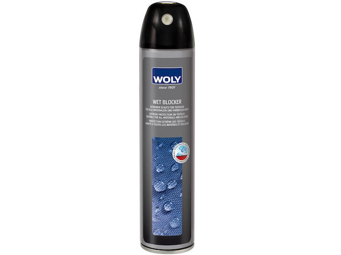 WOLY WET BLOCKER
