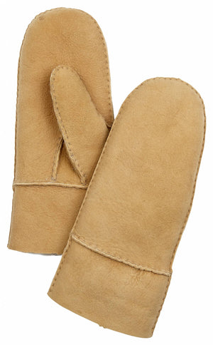 WOMENS SHEEPSKIN MITTENS