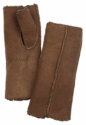 WOMEN'S SHEEPSKIN WRISTWARMERS