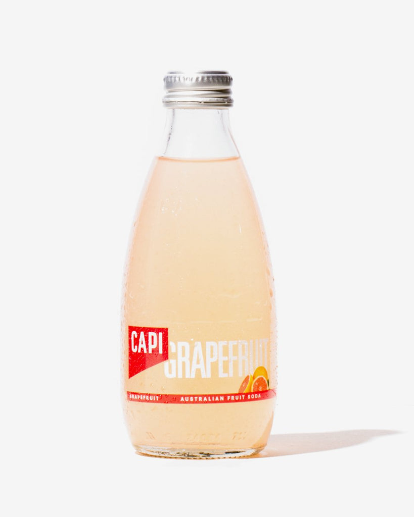 Capi Soda 250ml - Grapefruit