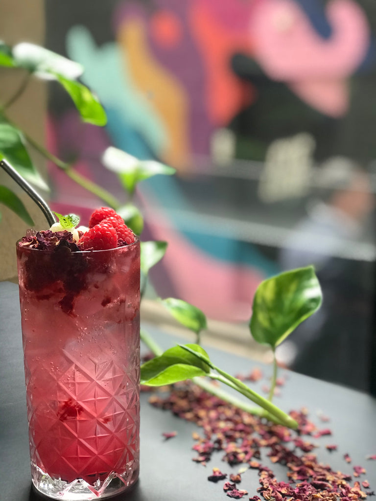 Cocktail - The Ispahan