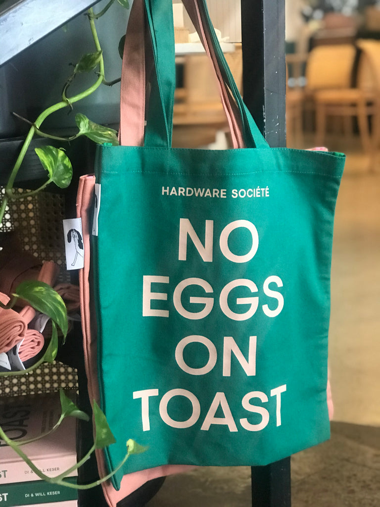 Tote Bag - No Eggs On Toast
