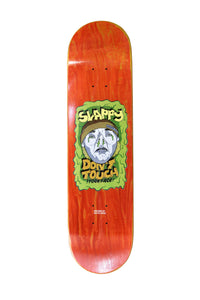 Slappy Skateboard - Dont Touch Your Face