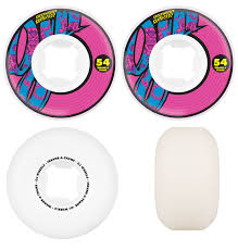 54mm OJ Wheels - Insaneathane - 101A