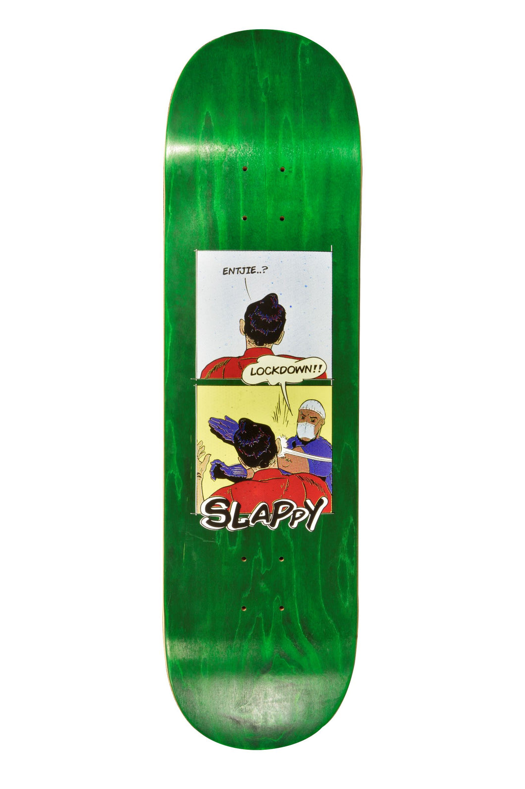Slappy Skateboard -