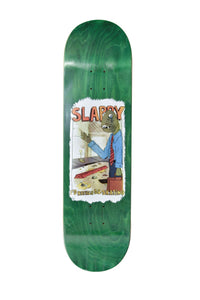 Slappy Skateboard Deck - I'd Rather be Skating