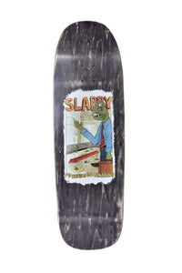 Slappy Skateboard Deck - Old School 1