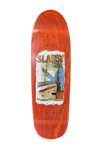 Slappy Skateboard Deck - Old School 4
