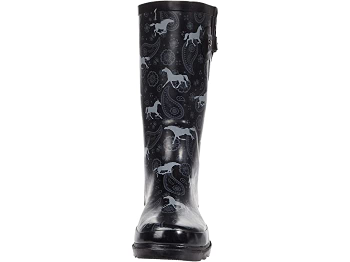 Western Chief Blue Mustang Tall Boot