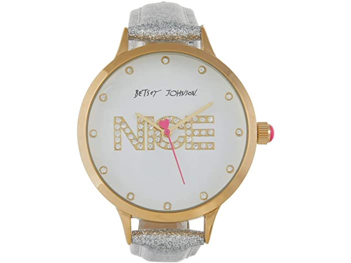 Betsey Johnson Nice Watch