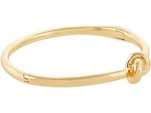 Kate Spade New York Sailors Knot Hinged Bangle
