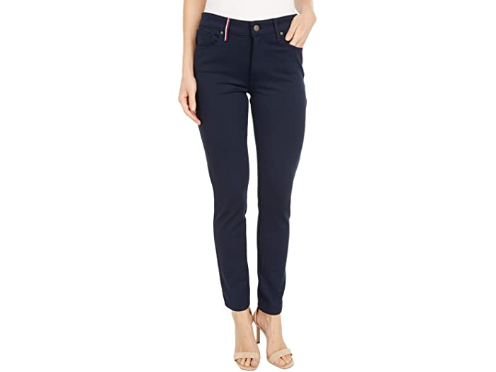 Tommy Hilfiger Five-Pocket Ponte Pants