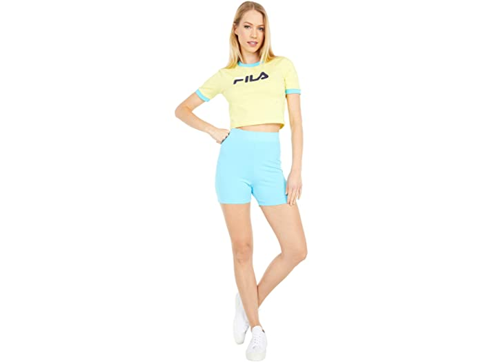 Fila Beatriz High-Waist Bike Shorts