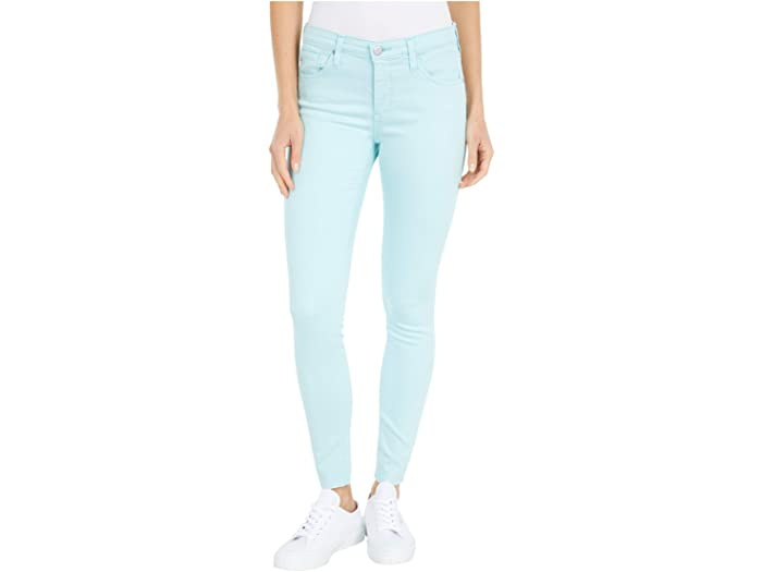 AG Adriano Goldschmied Leggings Ankle in Sulfer Mint Sapphire