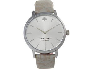 Kate Spade New York Metro Three-Hand Leather Watch - KSW1669