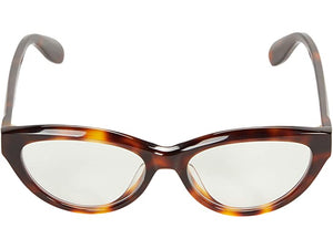 Alexander McQueen AM0045OA Blue Light Glasses