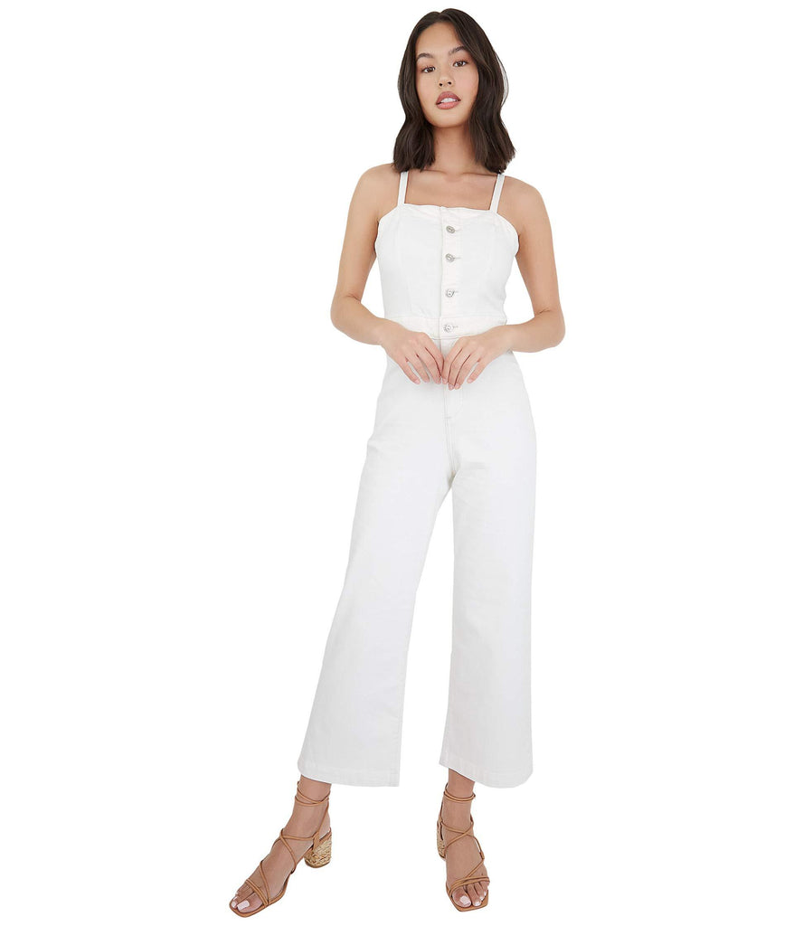 Anessa Ankle Culottes Jumpsuit