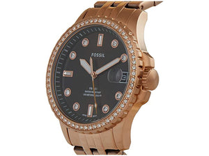 Fossil FB-01 Three-Hand Date Stainless Steel Watch - ES4970