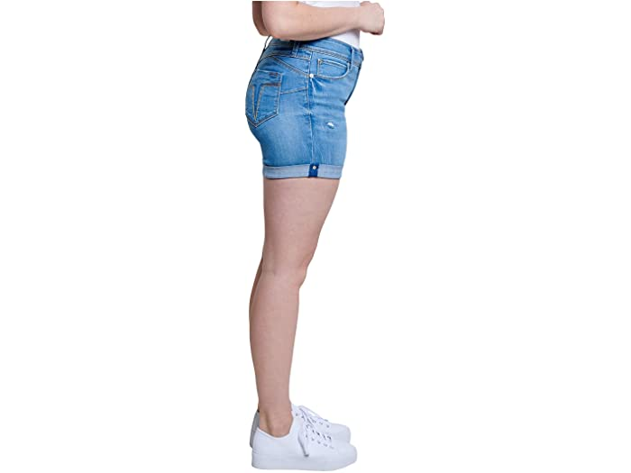"Seven7 Jeans 5"" Cuffed Booty Shorts"