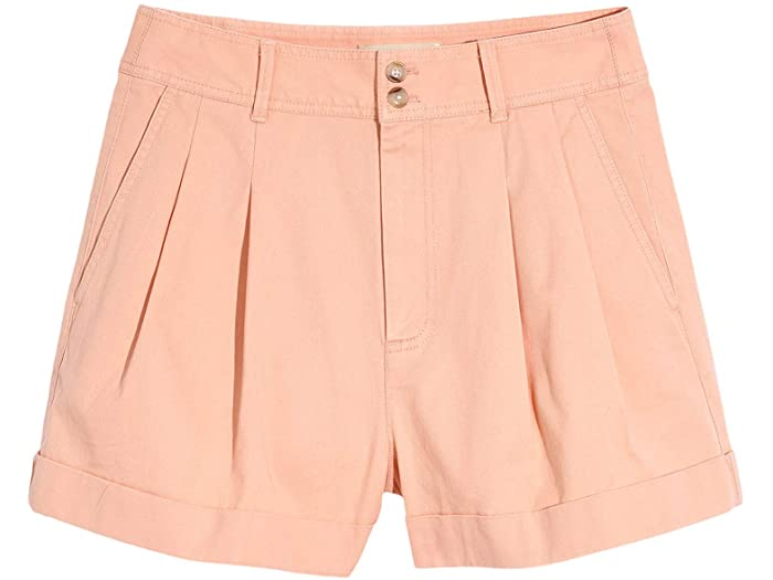 Madewell Pleated Shorts