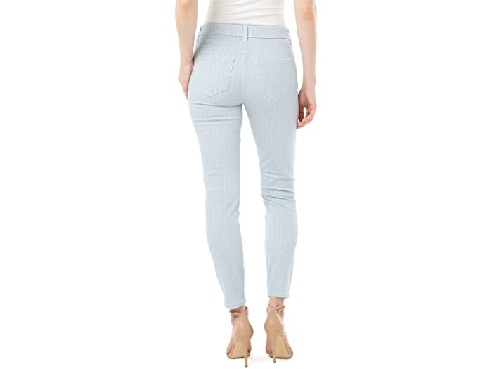 Liverpool Gia Glider Crop Skinny Pull-On