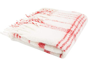 Free People Prep Brushed Plaid Blanket