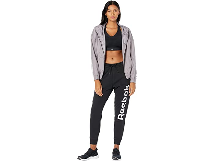 Reebok Training Essentials Linear Logo French Terry Pants