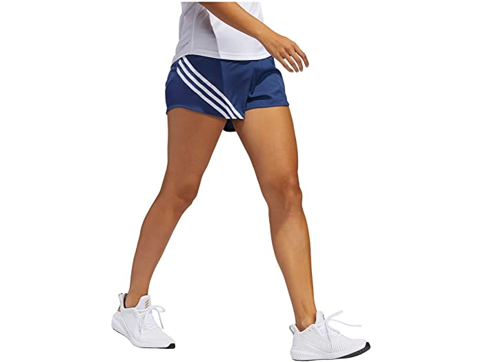 adidas Run It 3 Stripes Shorts