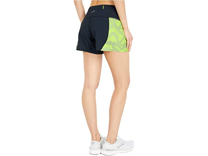 "Brooks 5"" Nightlife Shorts"