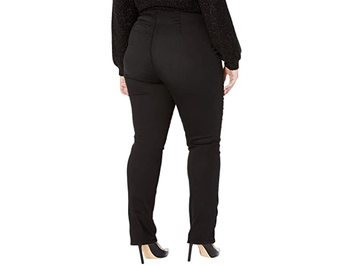 NYDJ Plus Size Plus Size Marilyn Straight Forever Slimming Jeans in Tambor