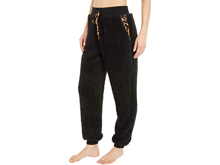 Plush Fleece Joggers