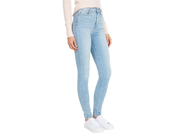 7 For All Mankind The High-Waist Skinny in Melrose