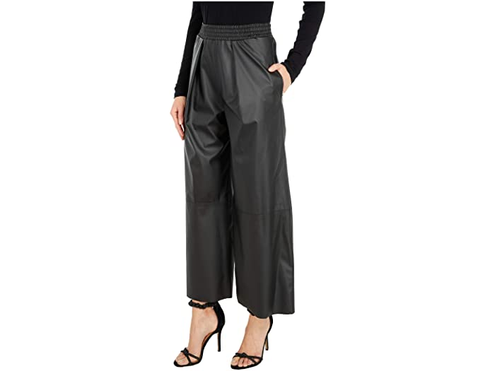 FUZZI Eco Leather Culottes