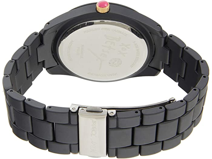 Betsey Johnson Color Spray Watch