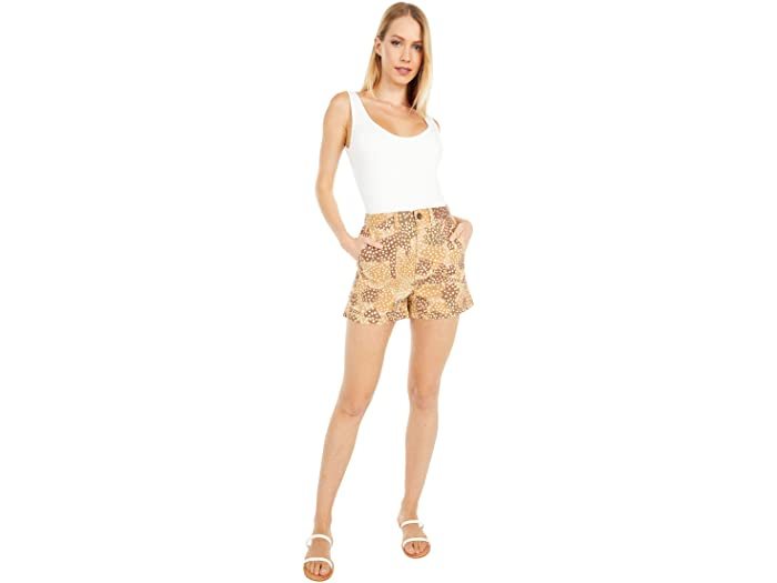 Madewell Camp Shorts in Zoo Review