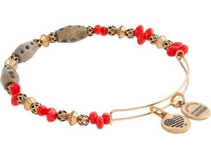 Alex and Ani Terra Nectar Bracelet