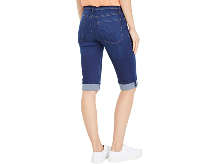 Hudson Jeans Amelia Cuffed Knee Shorts in Shapeless