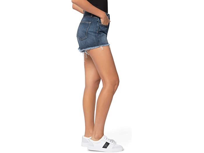 Joe's Jeans High-Rise Vintage Shorts in Runaround
