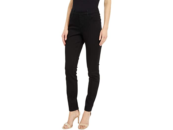 Jag Jeans Bryn High-Rise Skinny Jeans in Black