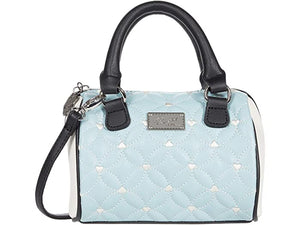 Luv Betsey Harley Mini Barrel Bag