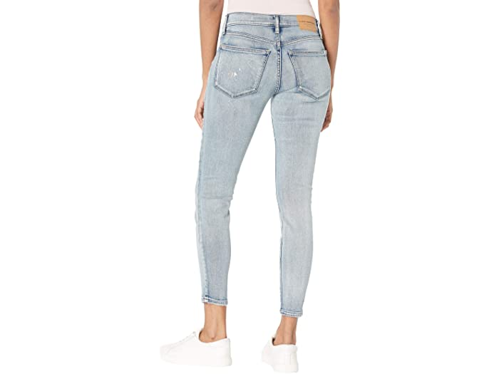 Lucky Brand Mid-Rise Ava Skinny Jeans in Grafton