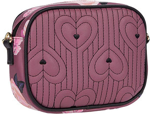 Luv Betsey Penny Quilted Camera Crossbody