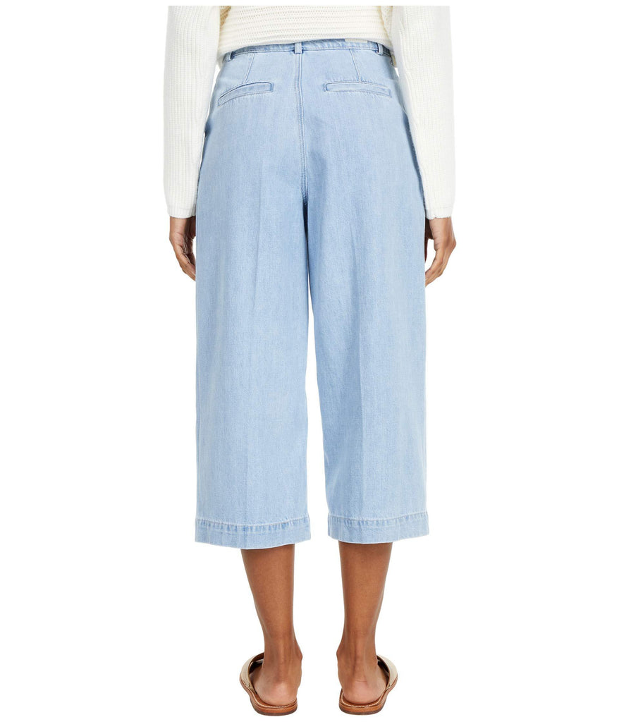 Pleated Clarice Culottes in Fauna
