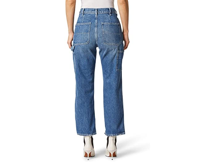Hudson Jeans High-Rise Carpenter Pants in Imagination