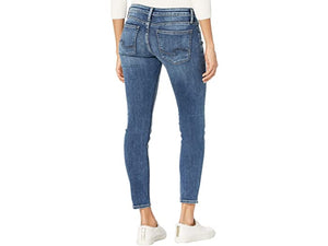 Silver Jeans Co. Tuesday Low Rise Skinny Jeans L12030SSX211